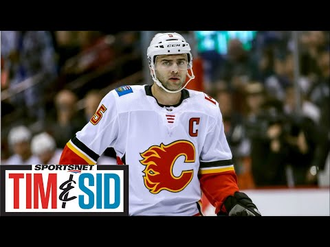 Who Deserves The Credit For Flames Great Season? | Tim And Sid