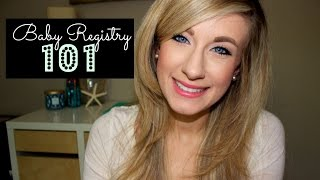 Baby Registry 101: What to register for at Babies R Us | beautybykristy