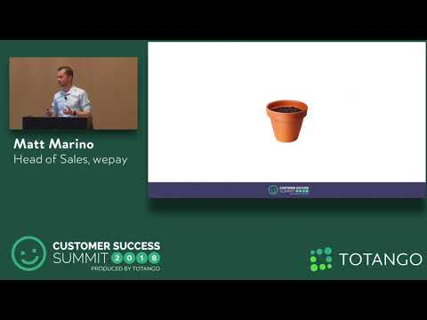 Why I Can't Generate Revenue With a Million Sales Reps - Customer Success Summit 2018 (Track 1)