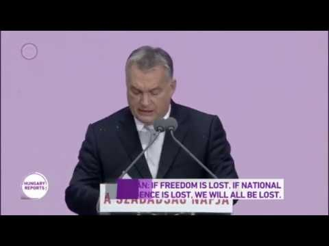 Viktor Orban: Hungarians Named The Powers Who Want To Cut Off Europe From Its Roots
