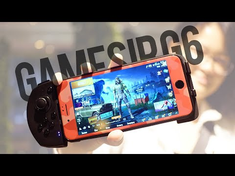 Gamepad PUBG Anti Banned? Review Gamesir G6 IPhone 7 Plus + Giveaway!!