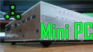 Mini PC из ноутбука (перезалито)