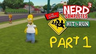 Nerd³ Completes... The Simpsons: Hit & Run - Part 1