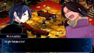 Shin Megami Tensei Devil Survivor 2 Record Breaker Makoto Death
