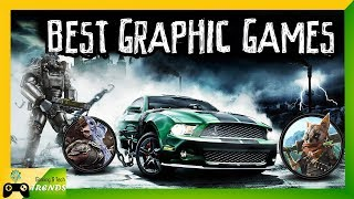 Best GRAPHICS GAMES of 2017 - 18 | PART - 2