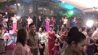 Свадьба в Камбодже 2012