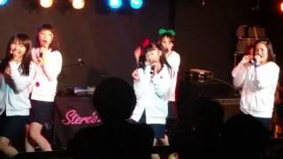 stereo fukuoka 初佐賀遠征です。 MCは掟ポルシェさん。 新曲Dancing Ag...
