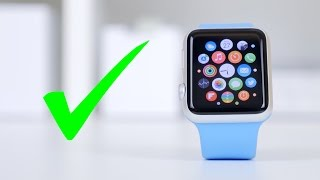 Apple Watch: Reasons You Should Buy One(Here are some reasons as to why you should buy the Apple Watch! Reasons why you should not - http://youtu.be/IOHJESWrJOE Great Deals on Tech!, 2015-04-28T20:00:01.000Z)