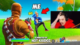 I Stream Sniped YouTubers with their *OWN* Skins in Fortnite...