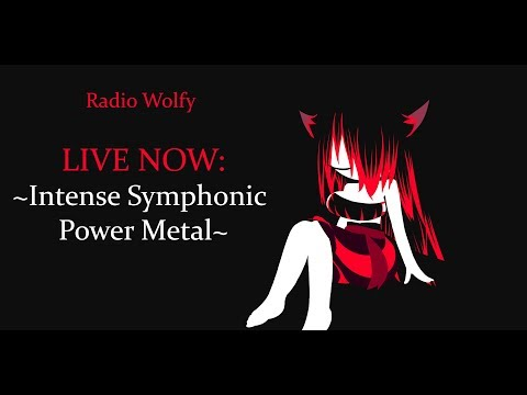 Intense Symphonic Power Metal LIVE  EndOfTheYear Edition (Radio Wolfy)