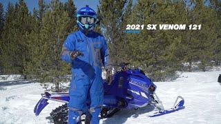 2021 Yamaha SX Venom 121