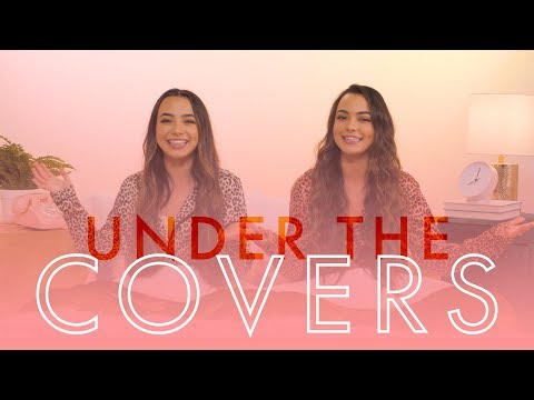 The Merrell Twins Are Afraid of Monsters Under Their Bed | Under the Covers