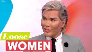 Rodrigo Alves Will Never Stop Having More Surgery | Loose Women