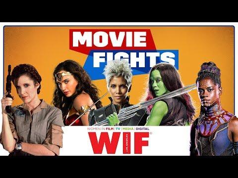 Movie Fights Extravaganza - Benefiting Women In Film
