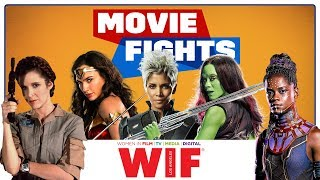 Movie Fights Extravaganza - Benefiting Women In Film
