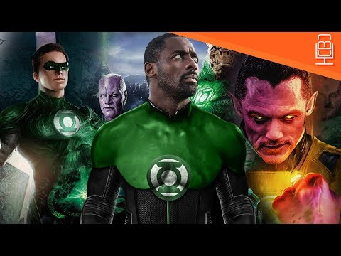 Green Lantern Film Update Good/Bad News