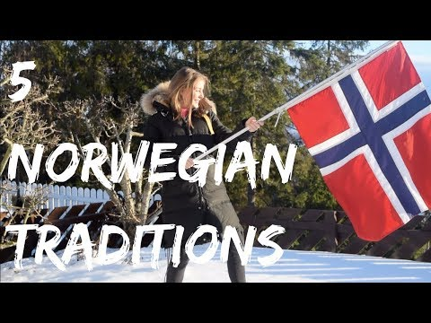 5 Weird Norwegian Traditions - Media/Culture