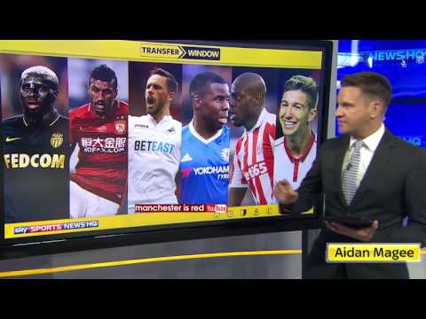 Image result for transfer window 2018 news