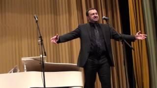П Чайковский Ария Роберта из оперы Иоланта Давид Гвинианидзе