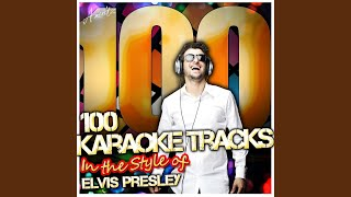 Any Place Is Paradise (In the Style of Elvis Presley) (Karaoke Version)