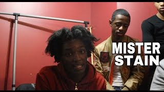 MISTER STAIN FULL INTERVIEW WITH THE GOONS