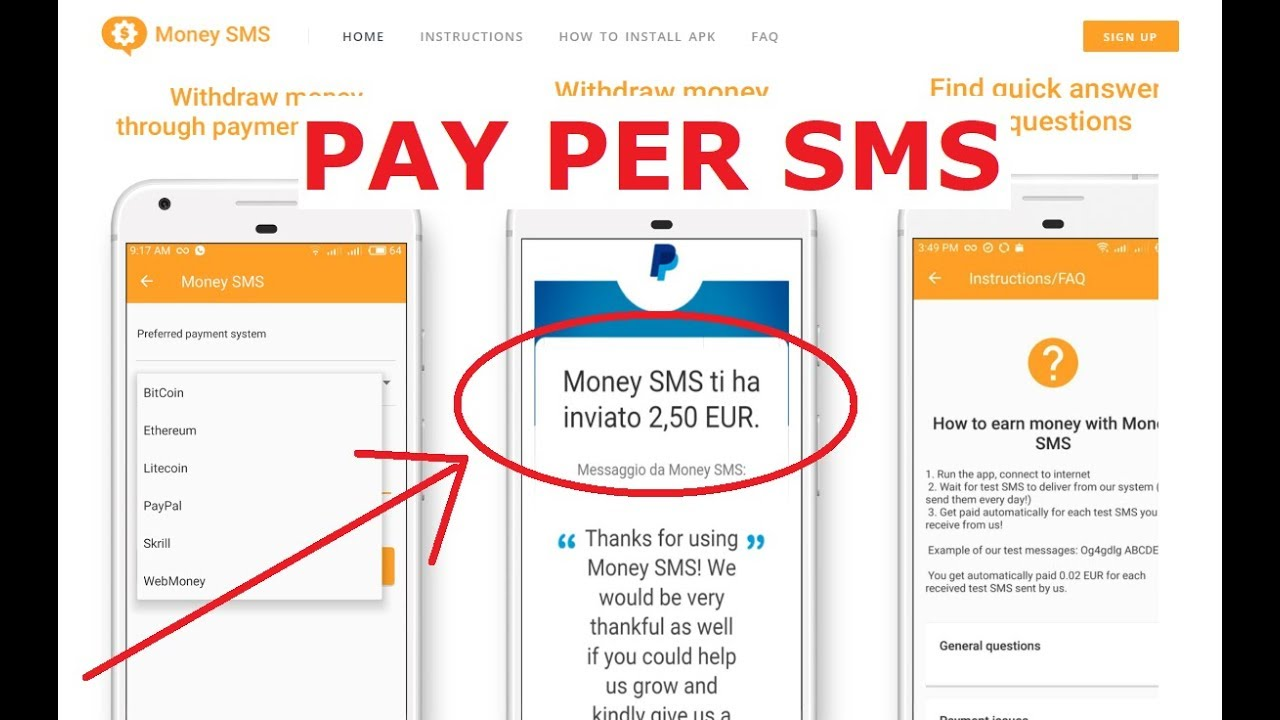 Can You Get Paid to Receive Text SMS on Your Phone?