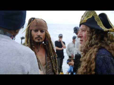 PIRATES OF THE CARIBBEAN: Salazar's Revenge - Craft - Official Disney | HD