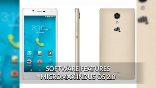 Indus OS 2 0 - Micromax Launches Next Version of Indus