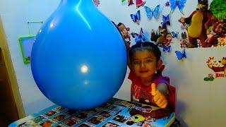 Взрыв шар сюрприз куколки еви лов в шарике принцесса аиша