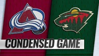 09/22/18 Condensed Game: Avalanche @ Wild