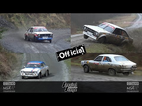 British Historic Rally Championship 2017 Rounds 1 & 2