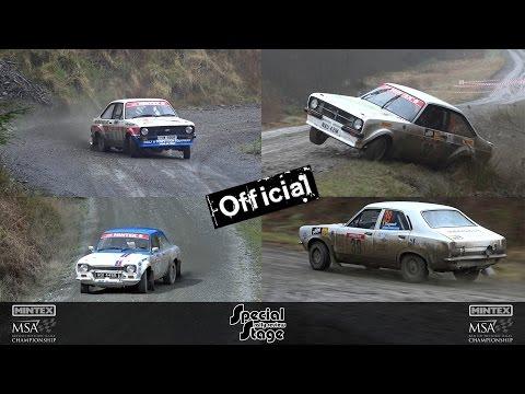 British Historic Rally Championship 2017 Rounds 1 & 2