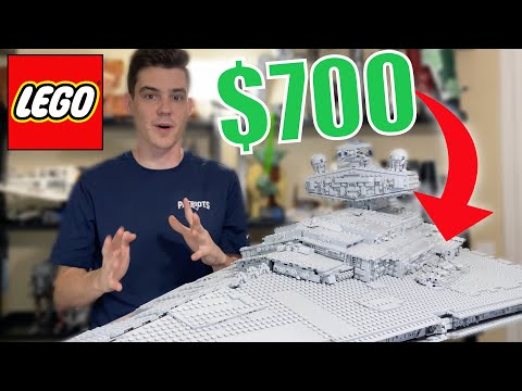 Should You Buy The $700 LEGO IMPERIAL STAR DESTROYER? | Is It Worth It?