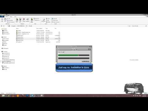 Rewrite setup tutorial