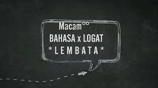 "Lucu Le...😂 '' LOGAT LEMBATA "" MP3"