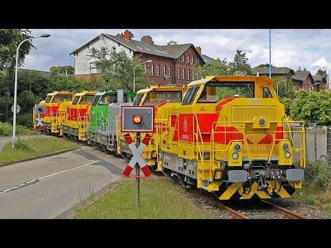 G6 Loküberführung von Vossloh, Kiel