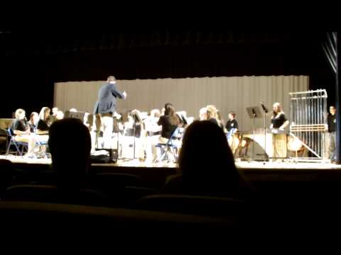 Elkins Middle School 8th Grade Band @ Band Festival #2