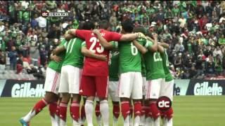 El color del Azteca  / México vs Nueva Zelanda
