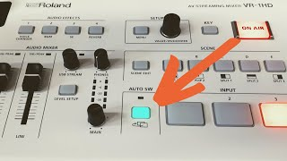 Multi-Camera Podcasts FAST: Video Podcasts Like Joe Rogan with this Auto-Switching Mixer