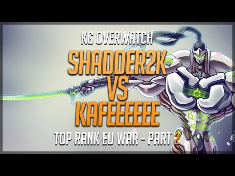 🎲 shadder2k vs KAFEEEEEE Top Rank EU War - Part 2 - [Full Match From Both Sides]