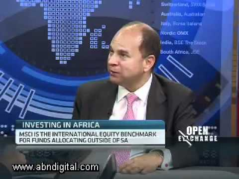 MSCI's Investment Strategy In Africa