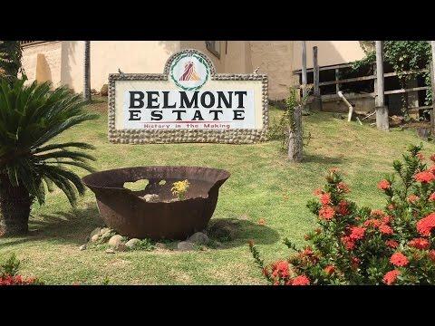 Belmont Estate,  Grenada  WI - Cocoa, Chocolate and Spices