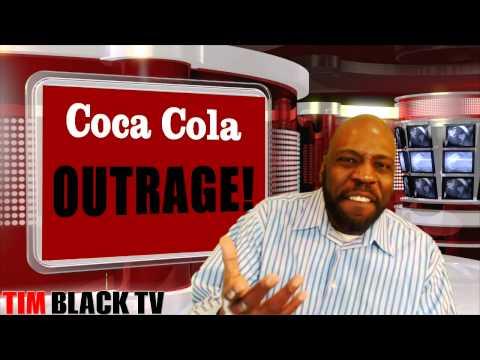 Coca Cola Outrage: Twitter Reacts #cokesucks #boycottcoke