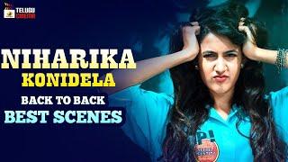 Niharika Konidela Back To Back Best Scenes | Suryakantham 2020 Latest Telugu Movie | Telugu Cinema