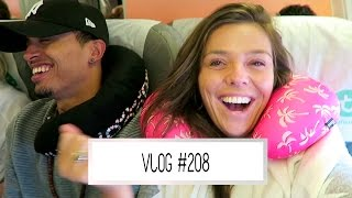 VLOG #208 FROM AMSTERDAM TO NICE!