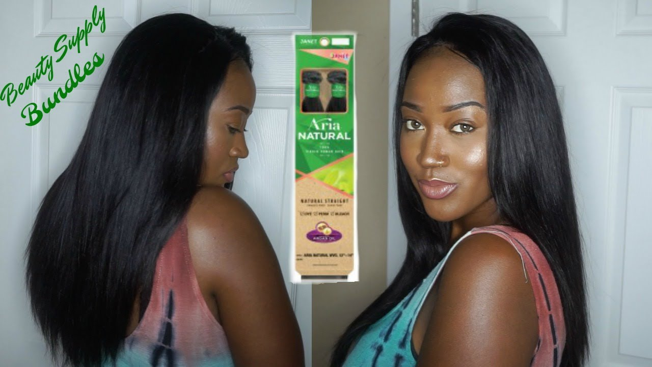 Affordable Beauty Supply Virgin Bundles Janet Collection Aria Human