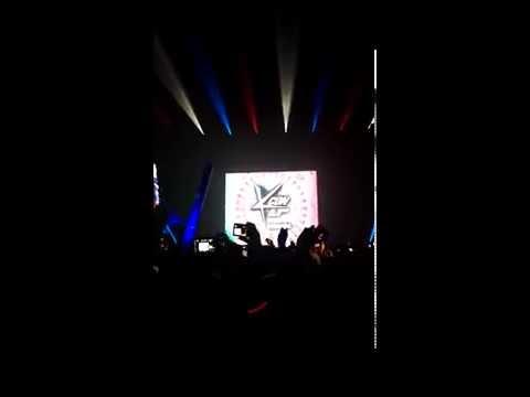 """KCON Paris 2016 - Leeteuk """"Bonsoir la France!!"""""""