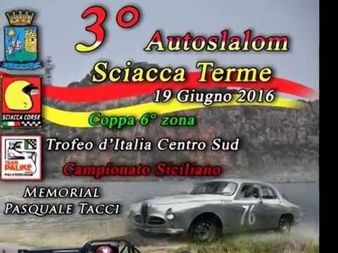 3° Autoslalom Sciacca Terme 2016