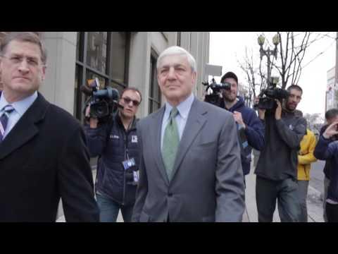 AG: Spanier, Curley and Schultz 'turned their backs'