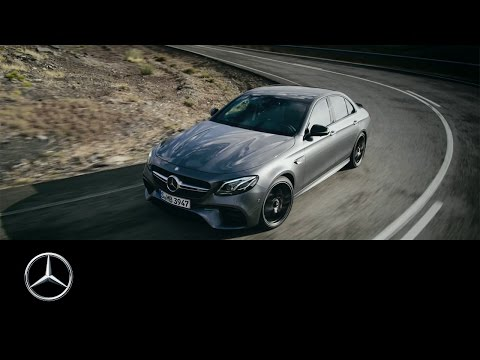 The new Mercedes-AMG E 63 S 4MATIC+ – Trailer – Mercedes-Benz original